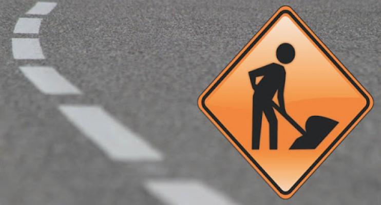 Lefkoşa- Girne anayolunda trafik tek şeritten sağlanacak