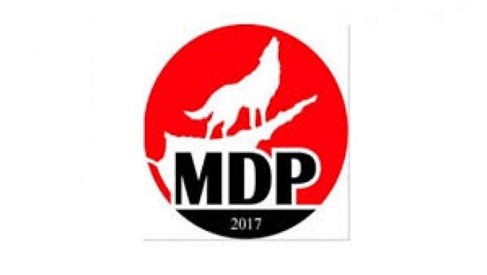 MDP eğitim konusunda önerilerde bulundu