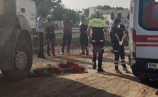 Pandemi inşaatında iş kazası: 1 ölü