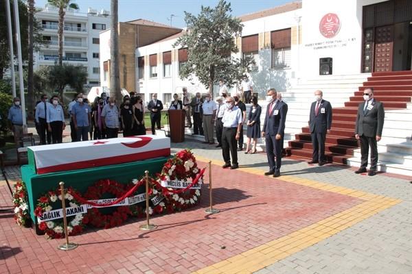 Samioğlu için Cumhuriyet Meclisi'nde tören düzenlendi