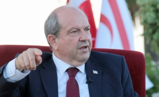 Tatar: Akıncı 3 ayda Kıbrıs sorununu çözeceğini söylemişti