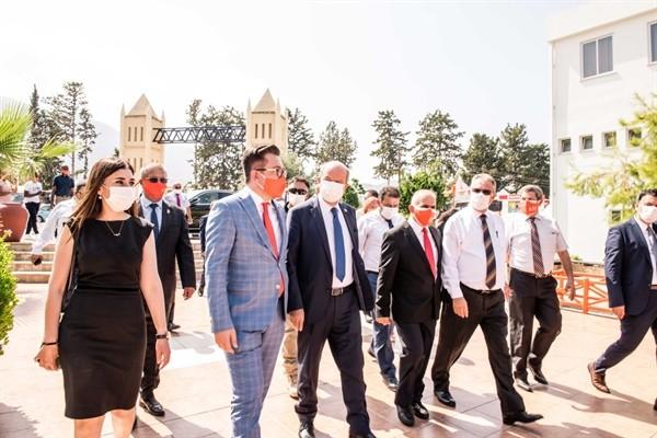 Tatar: Geleceğimiz için üniversitelerimize güveniyoruz