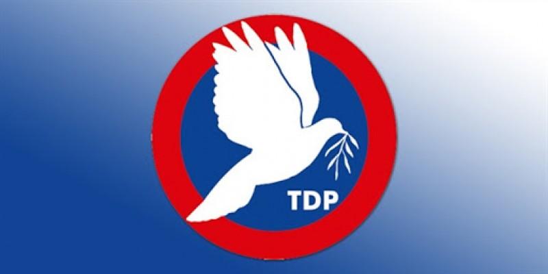 TDP hükümete güvensizlik önergesi için imza kampanyası başlatıyor
