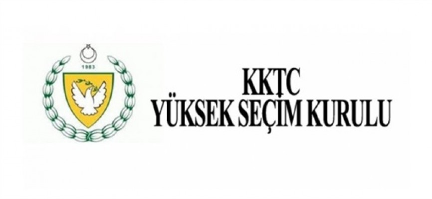 YSK, Cumhurbaşkanlığı seçimi için başvuran adayları geçici olarak ilan etti
