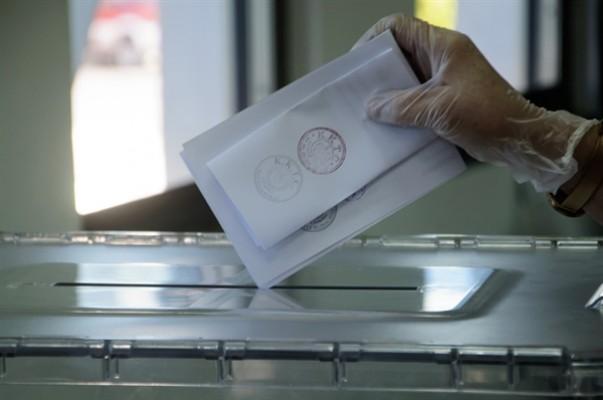 11.00 itibarıyla ilçeler bazında seçime katılım oranlarını açıklandı