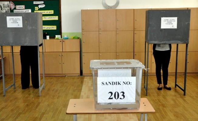 Saat 17.00 itibarıyla seçime katılım oranı % 61.03 oldu