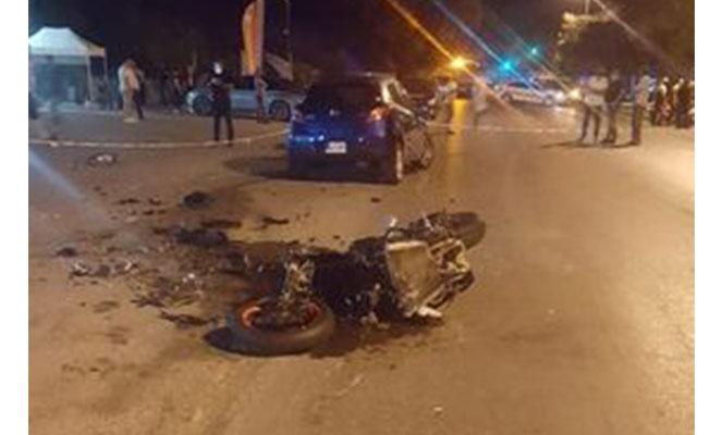 23 Yaşındaki Oğuzhan Gül trafik kazasında yaşamını yitirdi