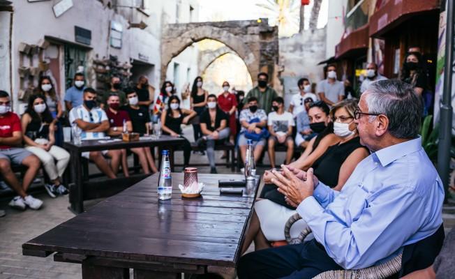 Akıncı: Kıbrıs Türkü baskılara kararlılıkla cevap verecek