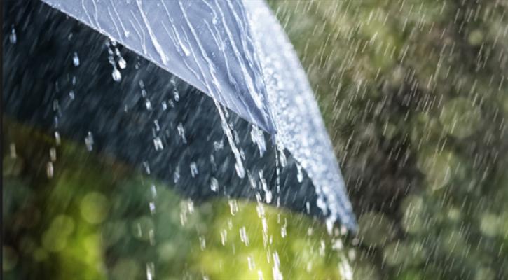 Batı kesimlerde yer yer sağanak yağmur bekleniyor