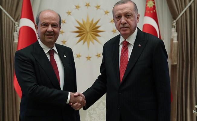 Cumhurbaşkanı Tatar yarın Ankara'ya gidiyor