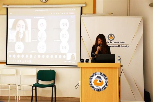 DAÜ 2020-2021 akademik yılı  açılış töreni gerçekleştirildi