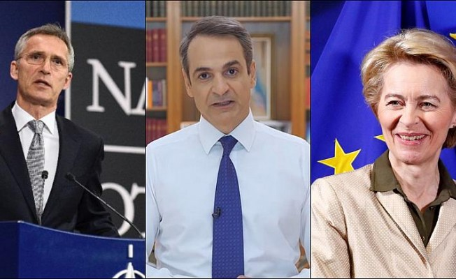 Dünya liderlerinden Türkiye'ye geçmiş olsun mesajları