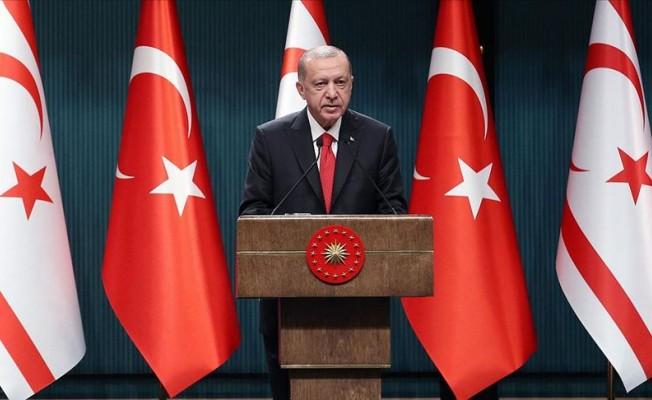 Erdoğan: 15 Kasım'da geliyorum