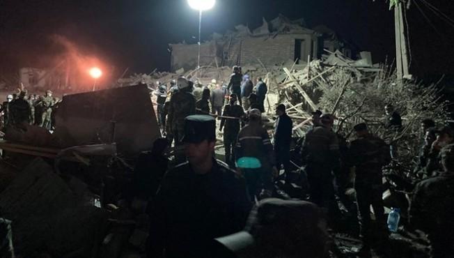 Ermenistan sivilleri vurdu! 2'si çocuk 12 şehit...
