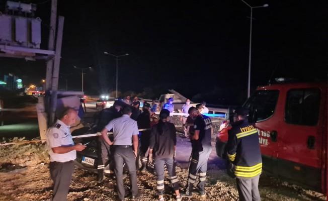 Fatma Kaşıkcı trafik kazasında hayatını kaybetti.