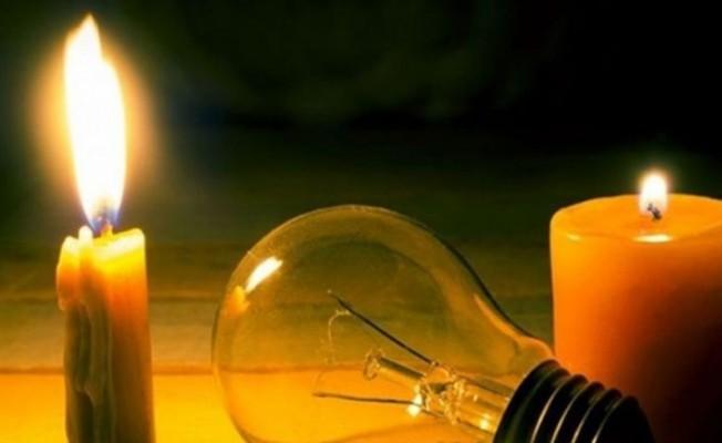 Gazimağusa'da elektrik kesintisi...