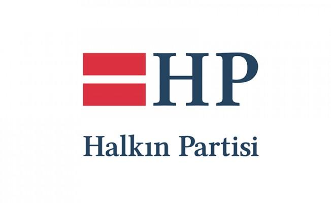 HP Parti Meclisi üyesi  istifa etti!