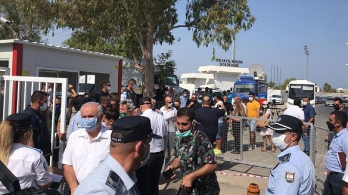 Kapalı Maraş'ın bir bölümü ziyarete açıldı