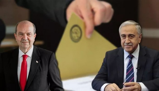 Kıbrıs Türkü Cumhurbaşkanını seçiyor...