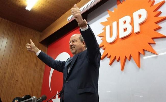 KKTC'nin yeni Cumhurbaşkanı Ersin Tatar!
