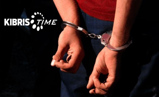 KKTC'ye geçmeye çalışan bir Rum yakalandı