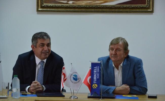 LAÜ ile Kuzey Kıbrıs Turkcell arasında iş birliği...