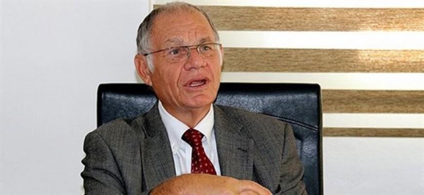 Olgun'dan uluslararası topluma 'Kıbrıs' eleştirisi...