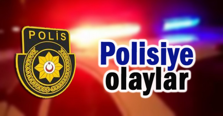Polis haberleri...