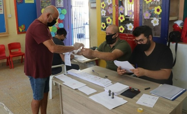 Saat 16.00 itibarıyla ilçelere göre seçime katılım oranı açıkladı
