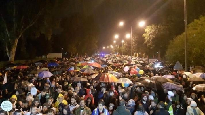 Sendikal Platform, Mustafa Akıncı'ya destek belirtti...