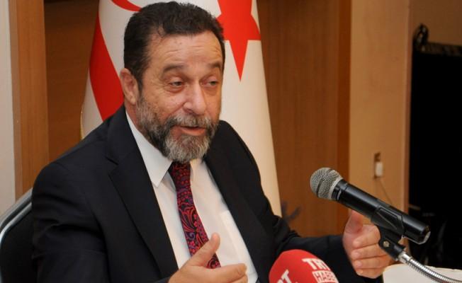 Serdar Denktaş, DP'den istifa etti...