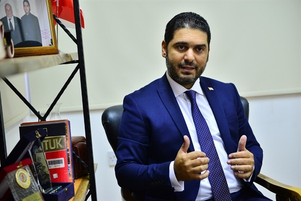 """""""Son siyasi gelişmeler Maraş'ın turistik potansiyelini artırdı"""""""