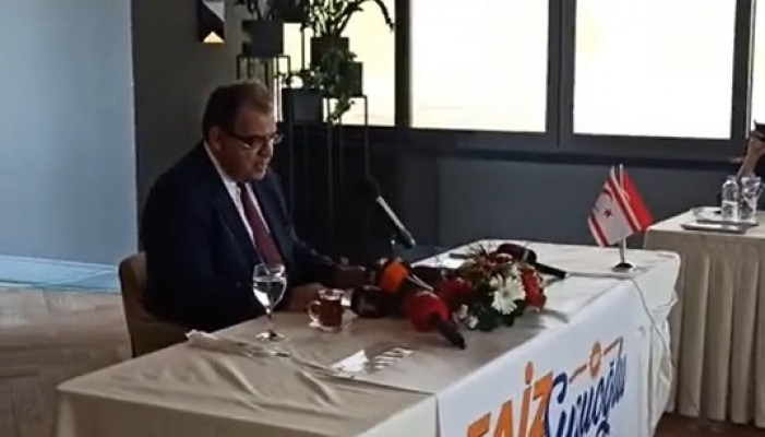 Sucuoğlu, UBP Genel Başkanı adaylığını duyurdu!