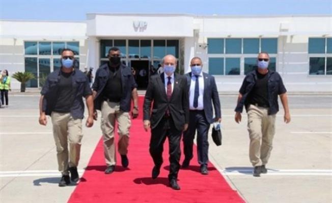 Tatar: Erdoğan'la görüşmek üzere Ankara'ya gitti
