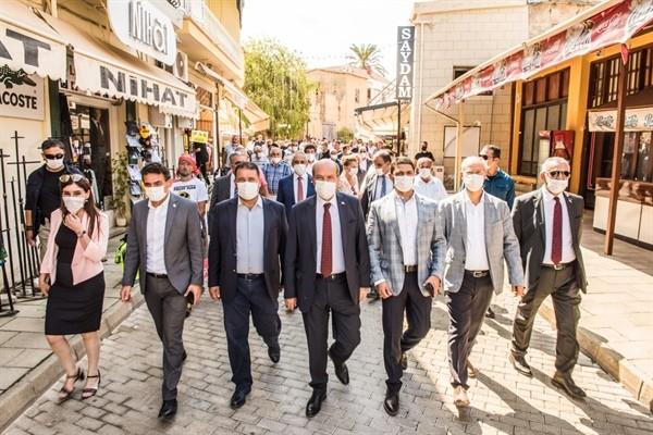Tatar: Gelin hep birlikte artık yeter diyelim...