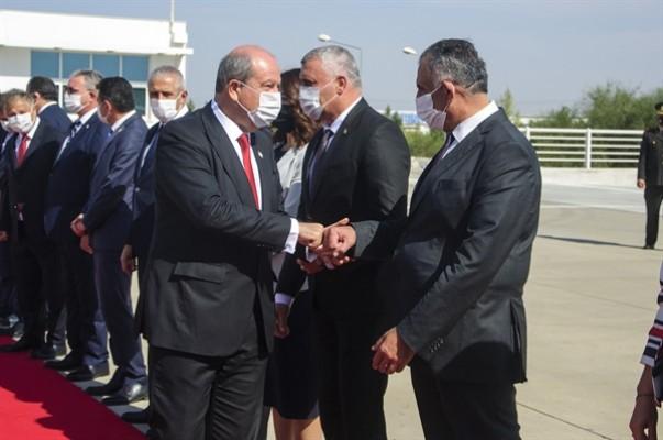 Tatar ilk yurt dışı resmi ziyaretini Ankara'ya gerçekleştiriyor