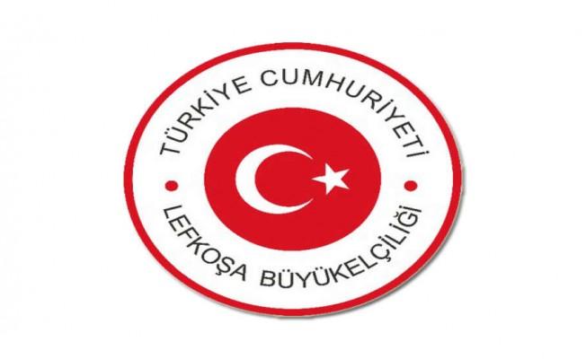 TC Lefkoşa Büyükelçiliği: Çirkin ifadelere hukuki işlem başlatacağız!