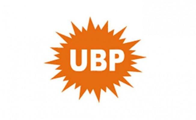 UBP'den 'kurultay' açıklaması...