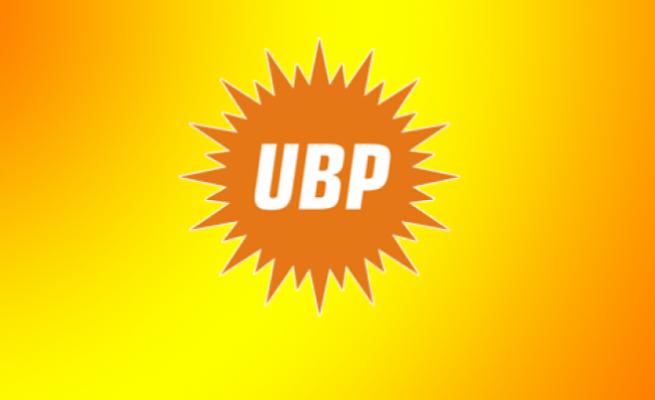 UBP Erken Kurultay kararı aldı!