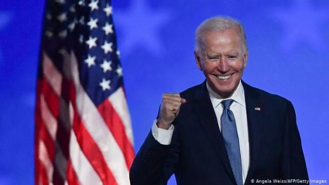 ABD'nin yeni başkanı Joe Biden