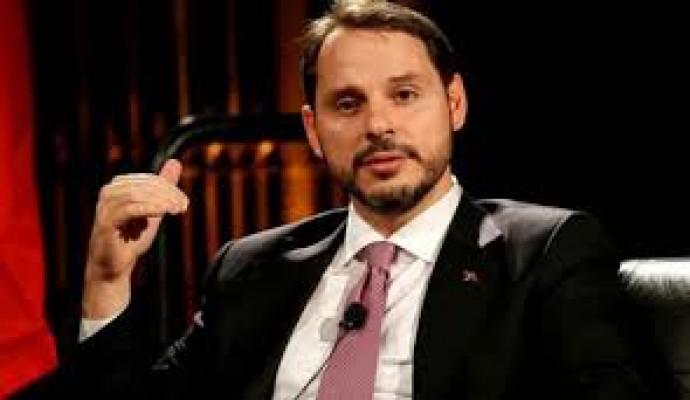 Berat Albayrak, bakanlık görevinden istifa etti