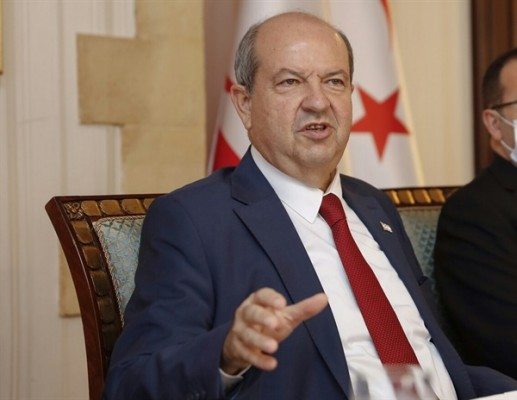 Borrell, Cumhurbaşkanı Tatar'ı tebrik etti