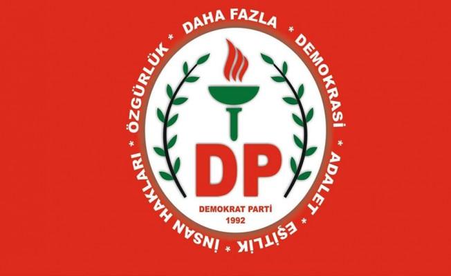 """DP: """"Demokrasi ve İrade"""" yürüyüşünde yokuz!"""