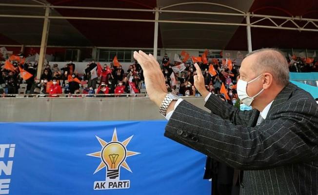Erdoğan:15 Kasım'da Bahçeli ile Maraş'ta piknik yapacağız