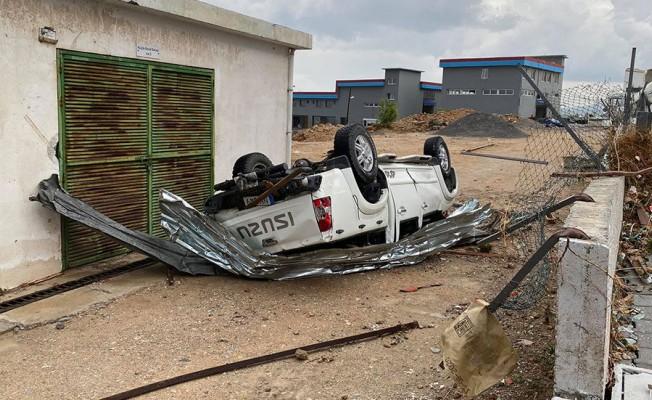 Girne bölgesinde 3 kişi hafif yaralandı!
