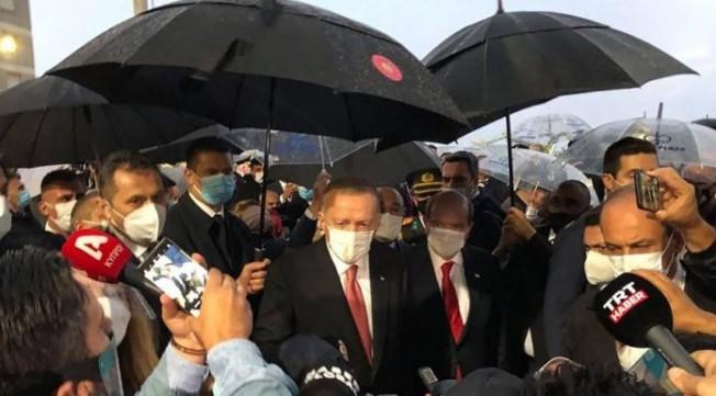 Güney Kıbrıs Erdoğan'ı kışkırtıcılıkla suçladı