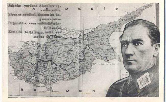 Kıbrıs mal mülk takası Atatürk ile başladı