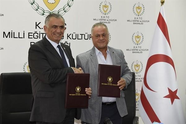 Kıbrıs Türk Devlet Tiyatroları 21 yıl sonra yeniden hayat buluyor
