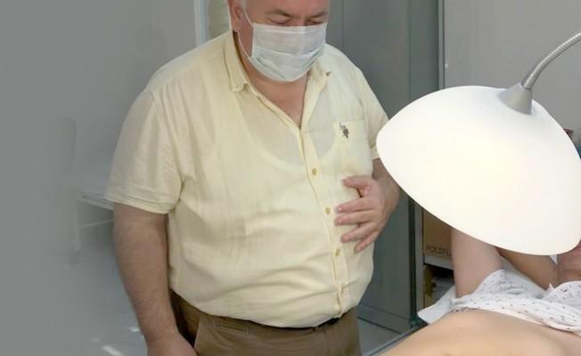 KKTC'de ilk Kumar Aşısı Pembe Köşk'te yapıldı