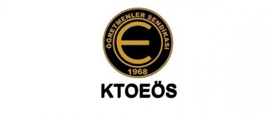 KTOEÖS'ten Milli Eğitim Bakanlığı'na eleştiri